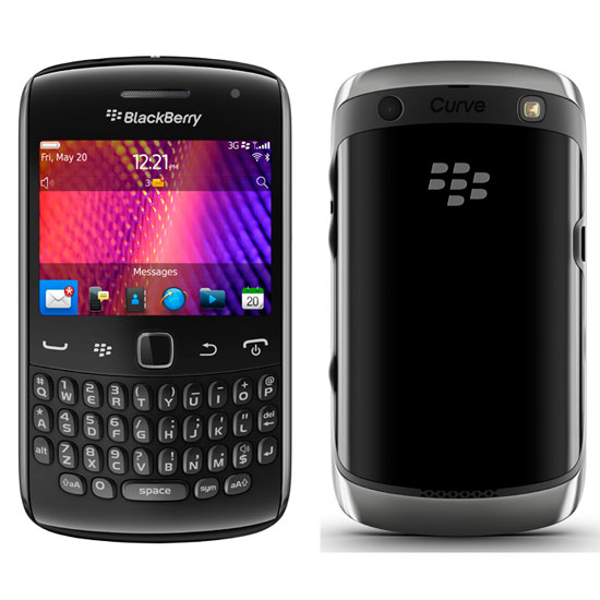 BlackBerry Curve 9350, 9360, 9370 Details