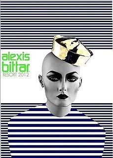 Alexis Bittar Resort 2012 Lookbook