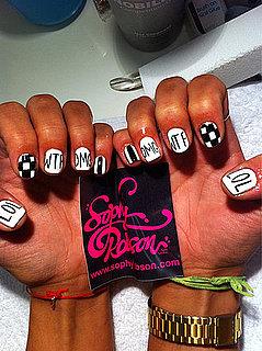 WTF Nail Art by Sophy Robson's Nail Salon