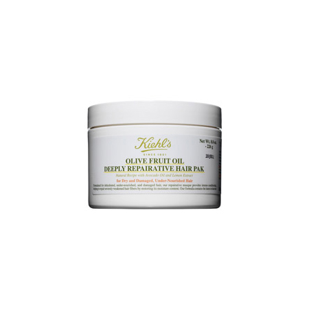 Kiehl's Olive Fruit Oil Deeply Repairative Hair Pak, $58