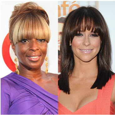 Heavy, Bowl Cut Bangs and Fringe Trend For Fall 2011