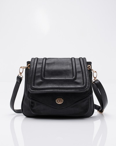 Need Supply Channeled Flap Purse ($65)
