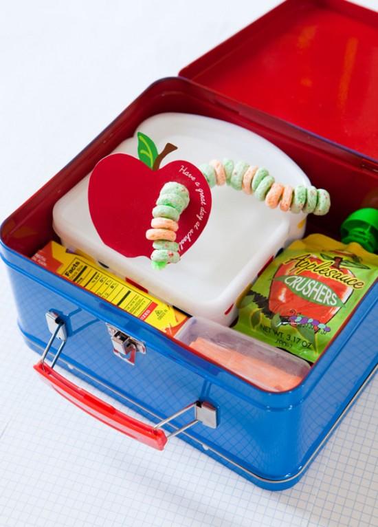 Lunchbox Bookworm
