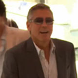 George Clooney Ides of March Premiere at Venice Film Festival