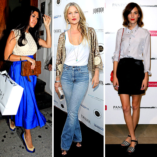 Celebrity Style Quiz For August 29-September 2, 2011