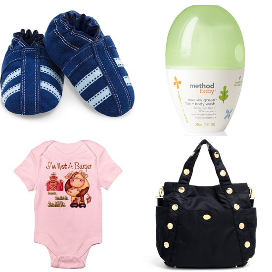 Gifts For Vegan Babies