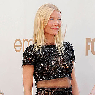 Gwyneth Paltrow Emmys 2011 Red Carpet Pictures
