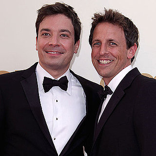 Jon Hamm and Jimmy Fallon Emmys 2011 Red Carpet Pictures