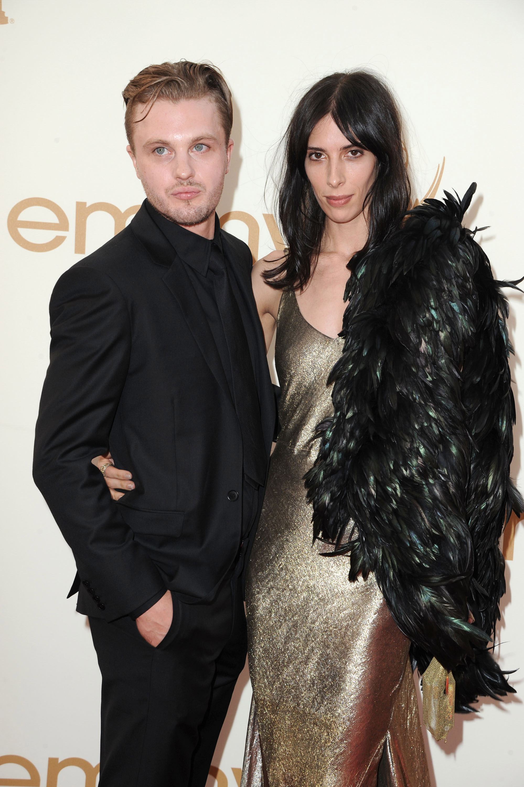 Michael Pitt and Jamie Bochert | Red-Hot Couples on the ...