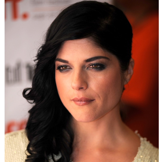 Selma Blair and Smudgy Eyeliner at the Toronto Film Festival