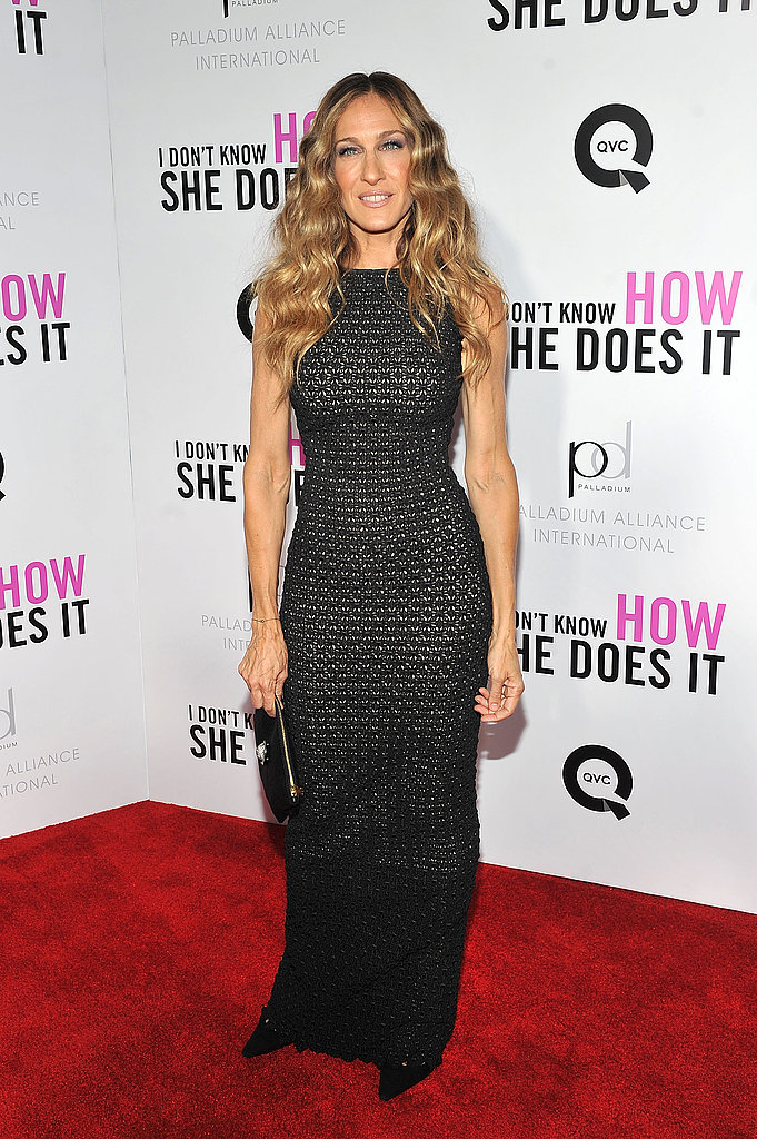 Sarah Jessica Parker made waves on the red carpet.