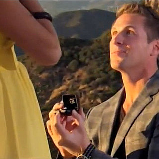 Holly and Blake Bachelor Pad Proposal Video