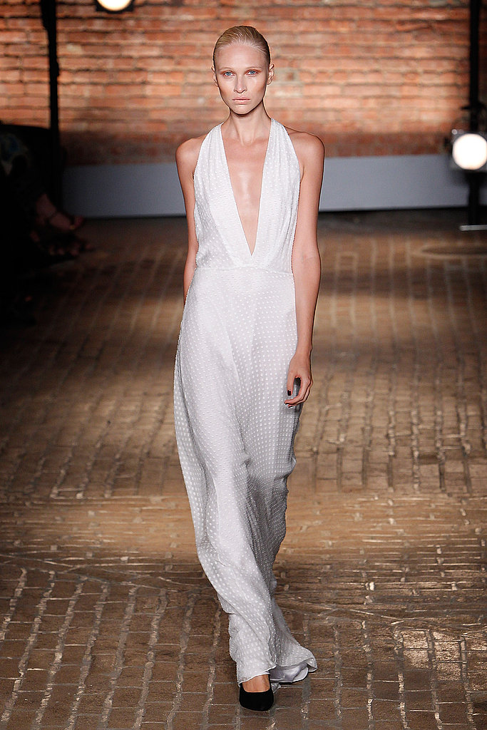 Yigal Azrouel's uncomplicated take on sexy.