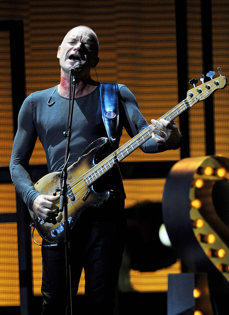 Sting Photos