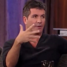 Simon Cowell Talking About The X Factor on Jimmy Kimmel