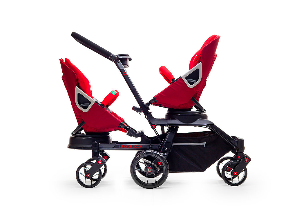 Exclusive First Look: Orbit Baby's Just-Announced Double Helix Stroller