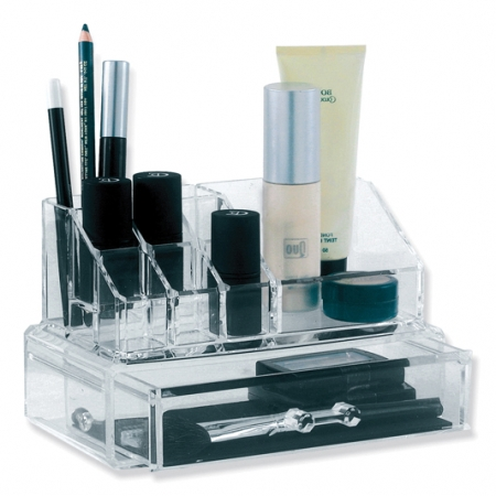 Glam Cosmetic Organiser with Drawer, $89.95
