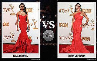 Emmys Best Dressed Nina Dobrev