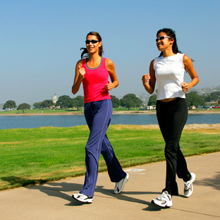 Etiquette of Running With a Partner