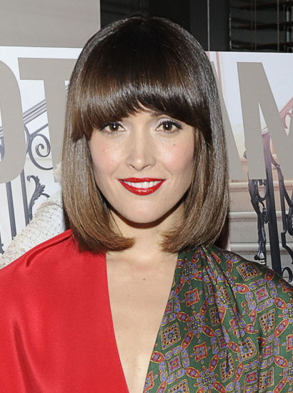 Bowled-Over Bangs