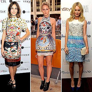 Celebrities Wearing Bold Prints