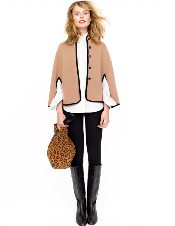 10 Fall Style Lessons From J Crew 10 Fall Styling Tips From J Crew Popsugar Fashion