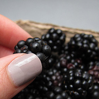 How to Create a Matte Half-Moon Manicure