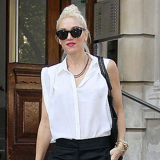 Gwen Stefani on Her Birthday in London Pictures