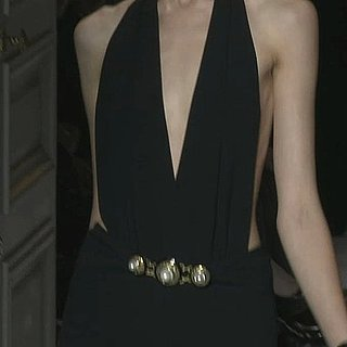 Yves Saint Laurent Spring 2012 Runway Video