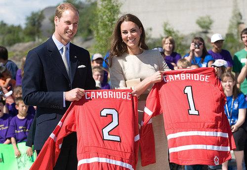 Meet the Cambridges