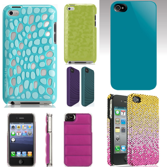 iPhone 4S Cases Roundup