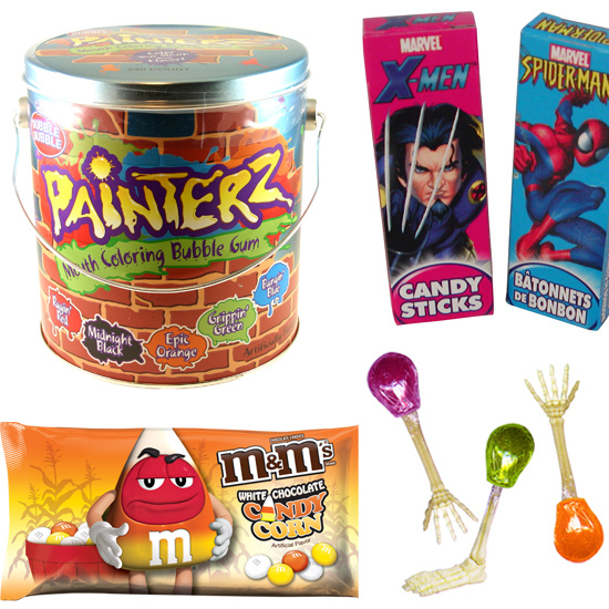 Halloween Candy Released in 2011