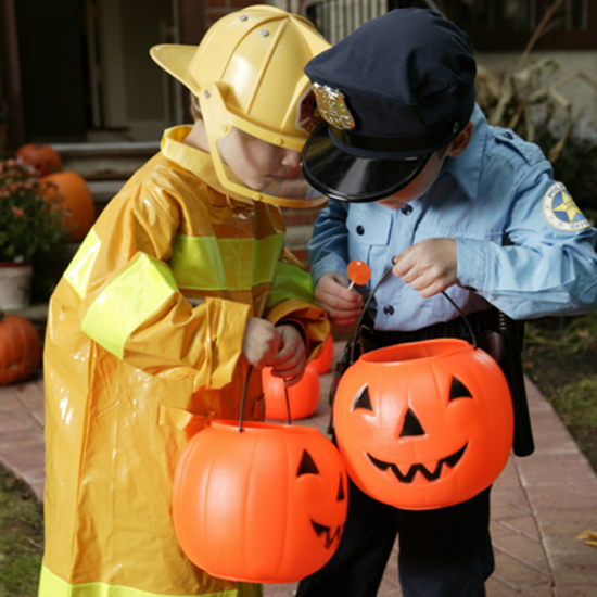 Trick or Treat: 8 Alternatives to Handing Out Candy This Halloween
