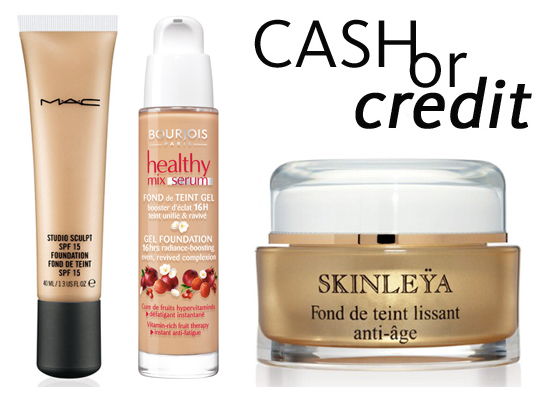 Gel Foundations on Every Budget!