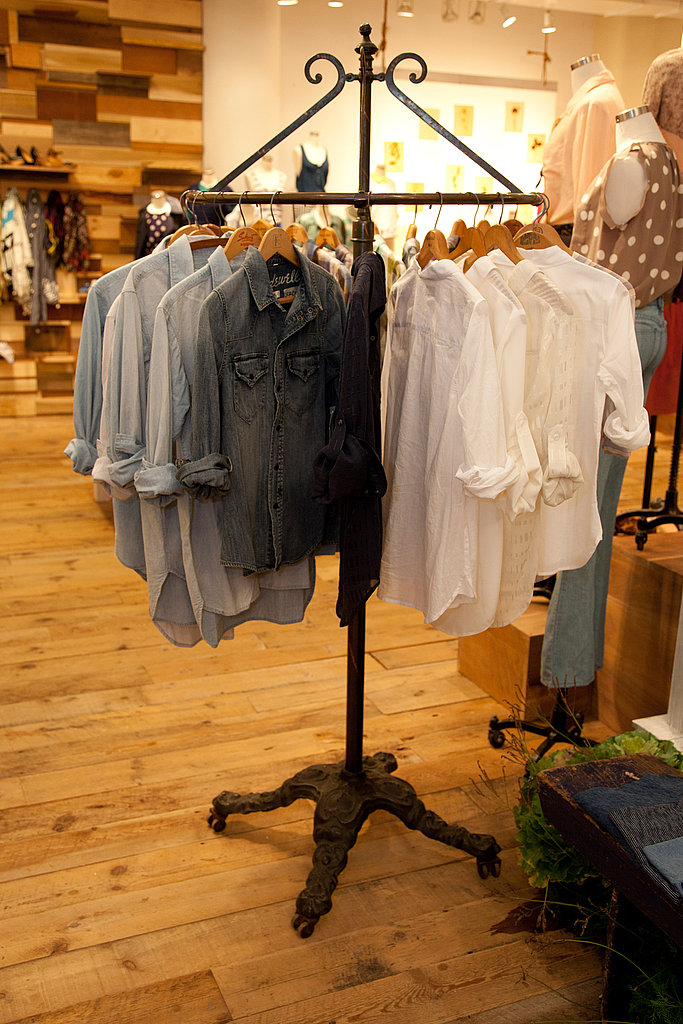 Madewell Spring '12 Collection