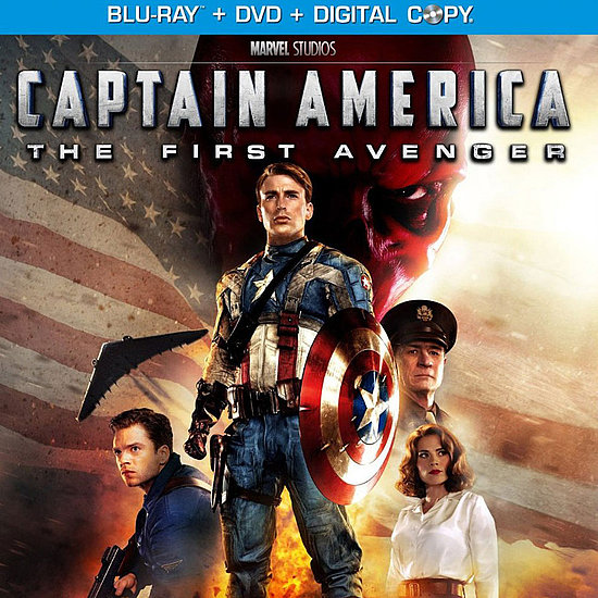 Captain America: The First Avenger DVD Release Date