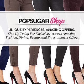 Celebrate PopSugar Shop With a Special J Brand Offer