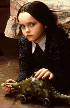 Wednesday Addams, The Addams Family | 15 Last-Minute Pop ...