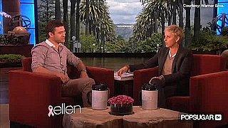 Justin Timberlake Talking About Ryan Gosling
