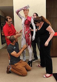 Heidi Klum Halloween Costume 2011 [Pictures]