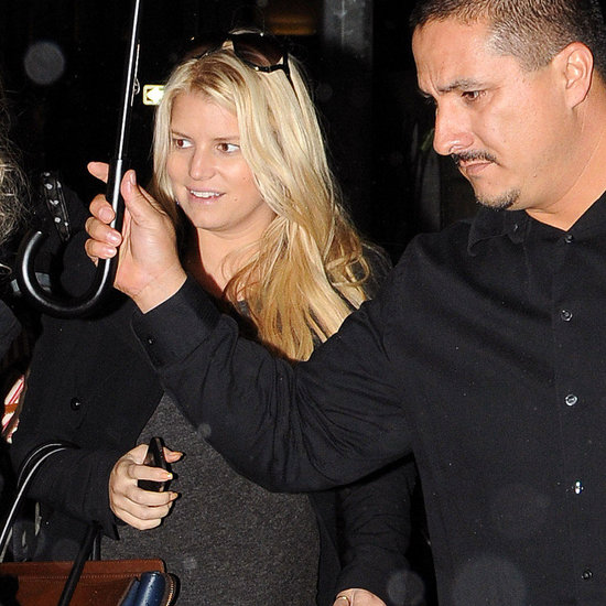 Jessica Simpson Pregnant Pictures With Ashlee Simpson