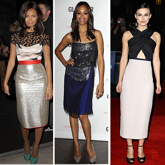 Best Celebrity Style For October 24, 2011