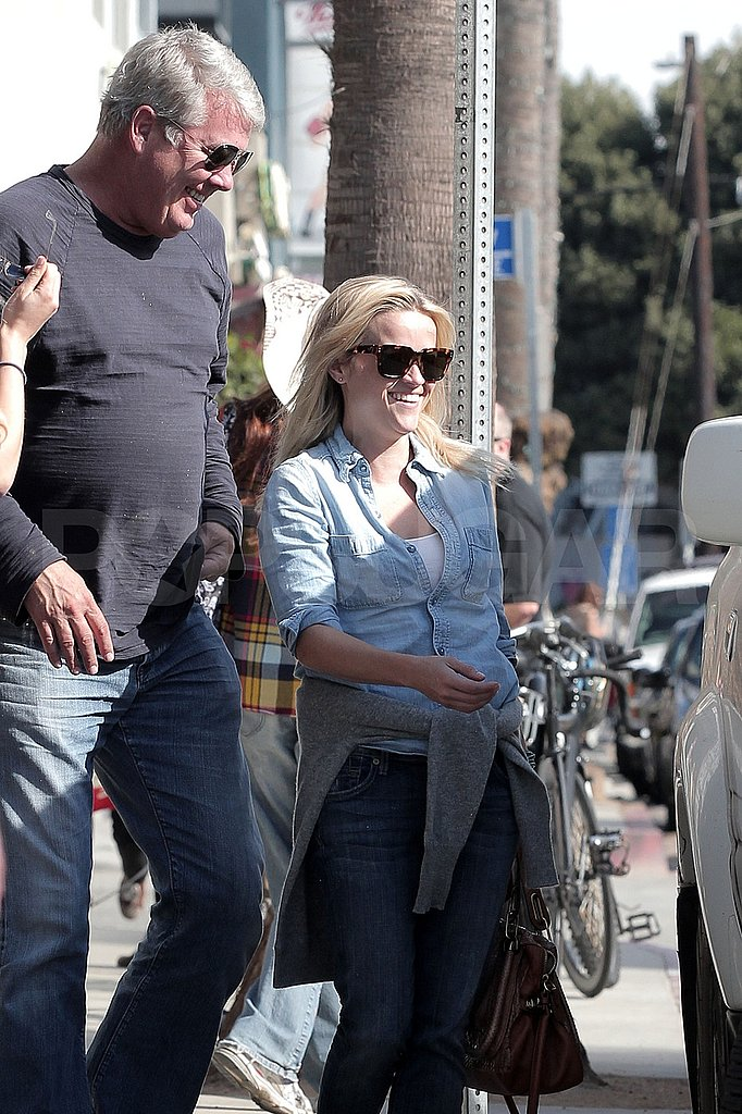 Reese Witherspoon Celebrates Her Big Movie News With Ava, Deacon, and Jim