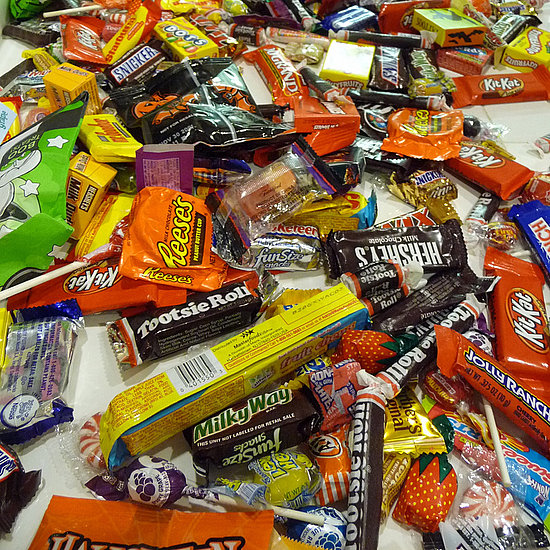 How Much Halloween Candy Should Kids Eat