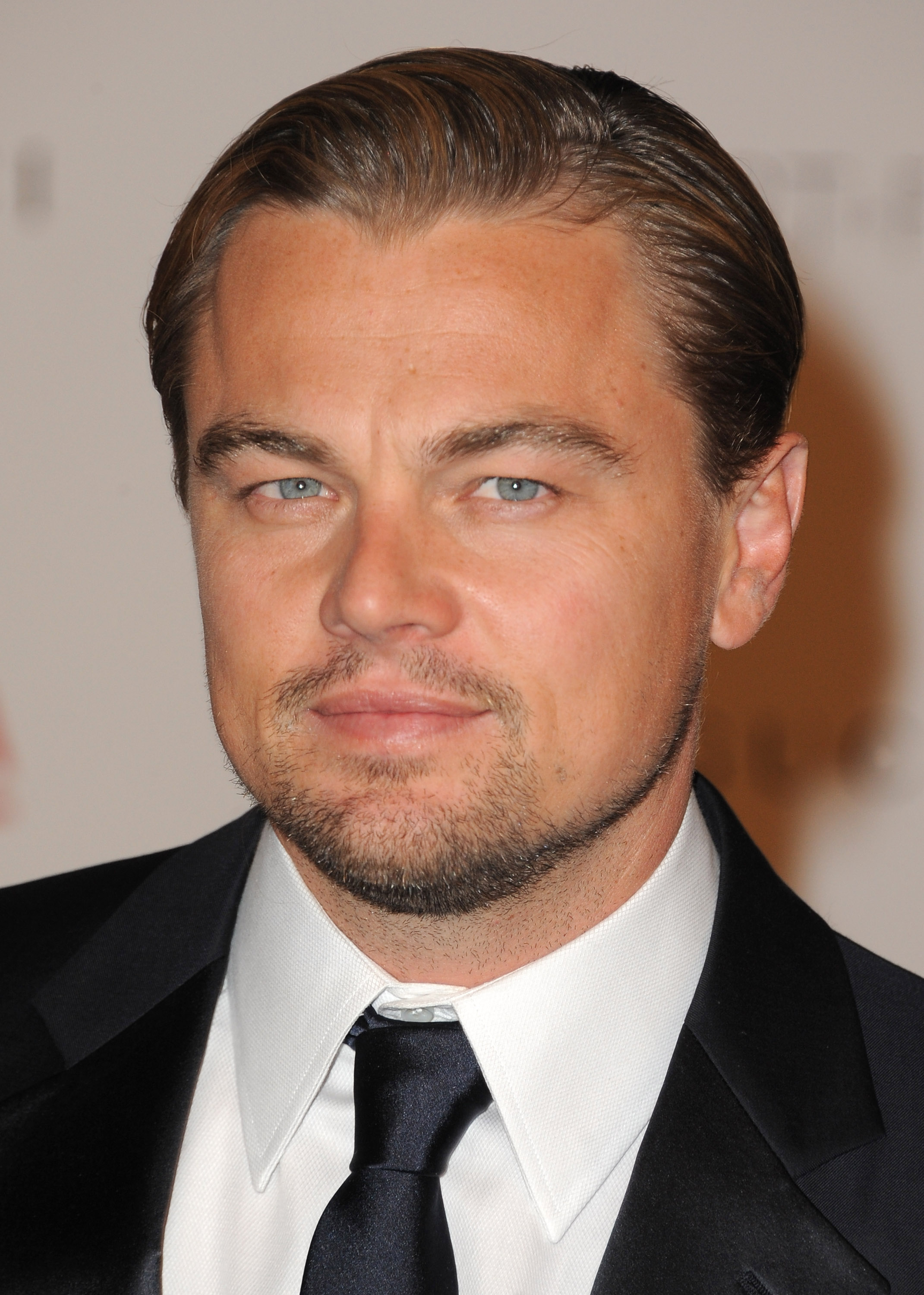 Leonardo DiCaprio at a LACMA bash.