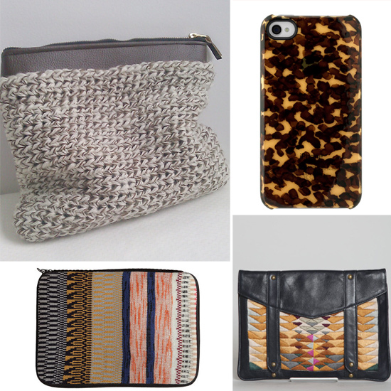 Print, Striped, and Textured Accessories