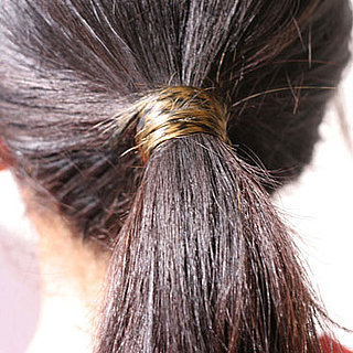 Create a Wraparound Ponytail With Hair Extensions