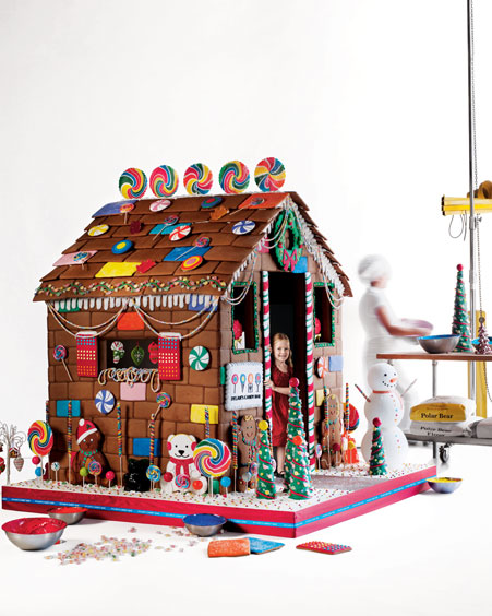 Edible Gingerbread Playhouse by Dylan's Candy Bar ($15,000)