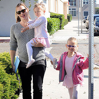 Celebrities and Their Children Pictures November 7, 2011