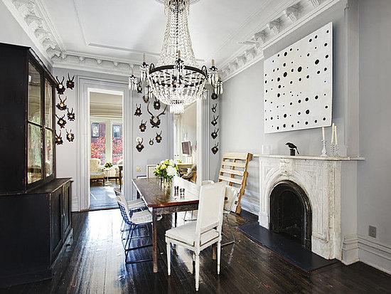 Jenna Lyons Vincent Mazeau Park Slope House For Sale